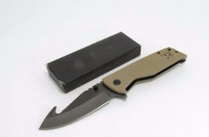Canivete Tático De Camping X23 Empunhadura G10