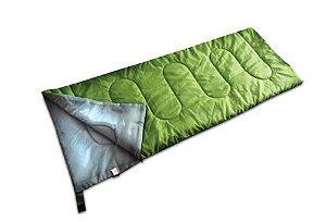 Saco De Dormir Echolife Fênix 15ºc A 25ºc Verde