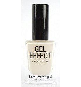 Esmalte  Gel Effect Bellaoggi Keratin Eden White nº50 10ml Hinode