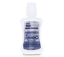 ANTISSÉPTICO BUCAL PRO WHITE 250 ml