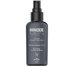 ÓLEO PARA BARBA 60ML H-MEN HINODE