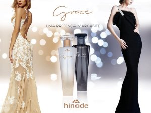 Perfume Kit C/ 2 Grace 100ml  E Grace Midnight  100ml hinode