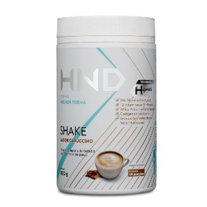 Shake Hinode Capuccino H+ Mais 550g   Hnd