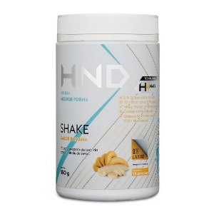 Shake Hinode Banana Sem Lactose H+Mais 550g  HND