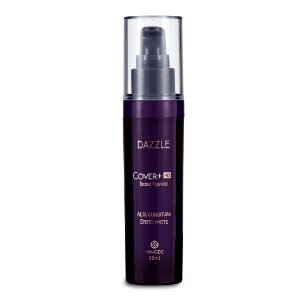 BASE LÍQUIDA HD COVER+ - CLARO 01 DAZZLE 30ml