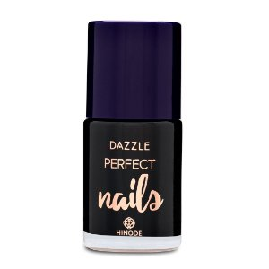 Esmalte Perfect Nails Black Piano Dazzle  10ml  hinode
