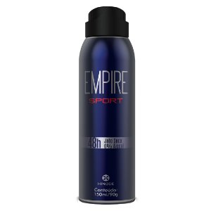 Desodorante Empire Sport Antitranspirante Aerosol  Hinode 150ml