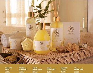 Kit Energizar Ambiente  Aroma Di   Ginger Flower 6 Itens Hinode