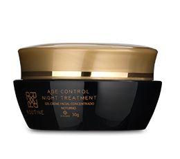 Age Control Night Treatment  Noite  Anti Idade Routine Hinode 50g