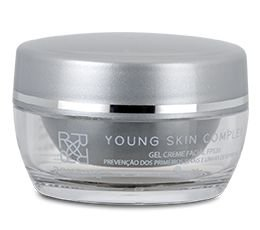 Gel Creme Facial Routine Young Skin Complex Hinode 30g