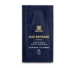 AGE REVERSE INSTANT   ROUTINE  HINODE ANTI-IDADE -10 saches sortidos de 0,3g