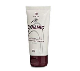 Desodorante Antitranspirante Em Creme Bisnaga Dynamic   50g Hinode