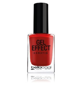 Esmalte  Gel Effect Bellaoggi Keratin Cherry Passion nº06 10ml Hinode