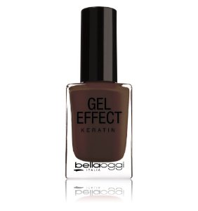 ESMALTE GEL EFFECT KERATIN  BELLAOGGI  KERATIN  – CHOCOLATE 49 – 10ml  HINODE