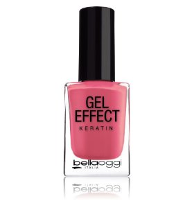 ESMALTE  GEL EFFECT BELLAOGGI KERATIN  – SPLASH PINK 21 – 10ml HINODE
