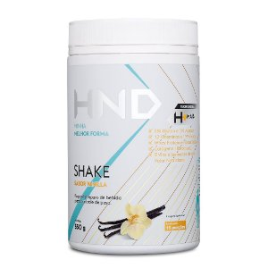 Shake Hinode  Baunilha  H+Mais HND 550g