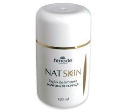 Nat Skin Loção de Limpeza 120ml HINODE