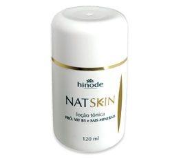 Nat Skin Loção Tônica 120ml HINODE