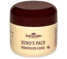 Hino´s Face Creme Hidratante e Base 50g HINODE