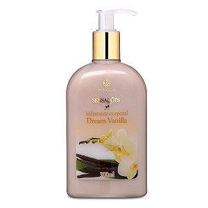 Hidratante Des. Corp. Dream Vanilla 300ml Sensações Hinode