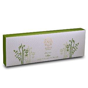 Sabonete Barra Bamboo - 50g Aroma Di Hinode