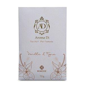 Sache Perfumado Vanille & Figue- 15g Aroma Di Hinode