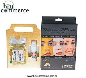 Derma P@tch Máscara Facial + Creme Derma-beauty - Frete Grátis