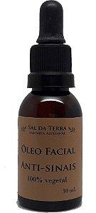Óleo Facial Anti-Sinais 30 mL (Frasco Conta Gotas)