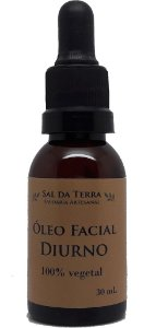 Óleo Facial Diurno (Frasco conta gotas 30 mL)