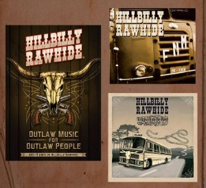 Combo DVD + 2 CDs (DVD Outlaw Music for Outlaw People + Ten Years on the Road + FNM)