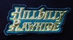 Patch Verde Pequeno Hillbilly Rawhide