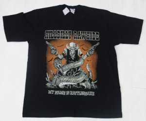 Camiseta My Name is Rattlesnake Masculina