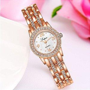 Relógio da Marca Lvpai - Femininio - Não resistente à água