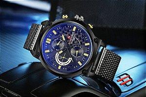 Relógio Naviforce - Esportivo - Moda Casual