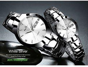 Relógio Keep in Touch - Unissex - De luxo