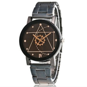 Relógio Vansvar - Unissex - Desenho Inovador