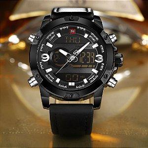 Relógio Naviforce - Display Duplo