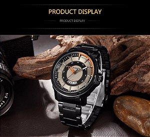 Relógio Curren - Top de Aço
