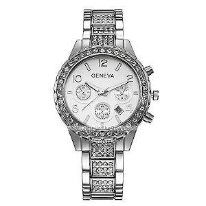 Relógio Geneva - Feminino - Elegante