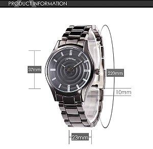 Relógio Sinobi - Para Homens Elegantes - Resistente à água