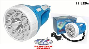 Lanterna LED708A - Albatroz