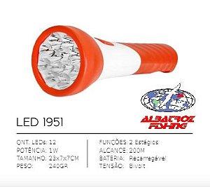 Lanterna LED 1951 - Albatroz