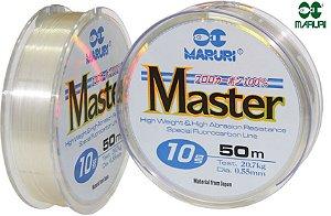 Linha Fluorcarbono Master - Maruri