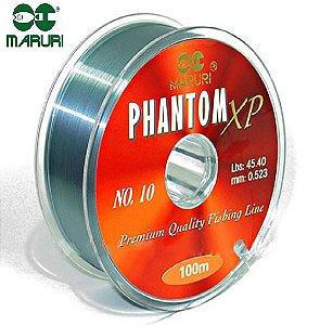 Linha Monofilamento Phantom  XP - Maruri