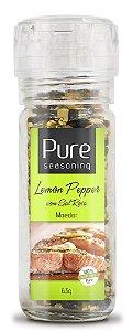 Lemon Pepper com Sal Rosa 63g