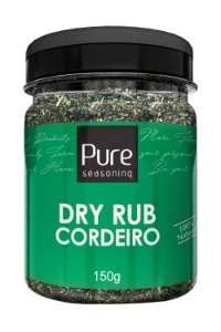 Dry Rub Cordeiro 150g