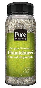 Sal para Churrasco Chimichurri com Sal de Parrilla 640g
