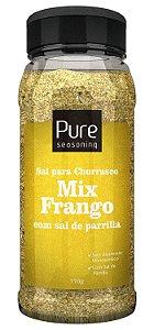 Sal para Churrasco Mix Frango com Sal de Parrilla 770g