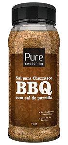 Sal para Churrasco BBQ com Sal de Parrilla 740g