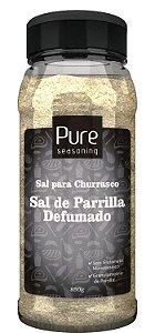Sal para Churrasco Sal de Parrilla Defumado 850g